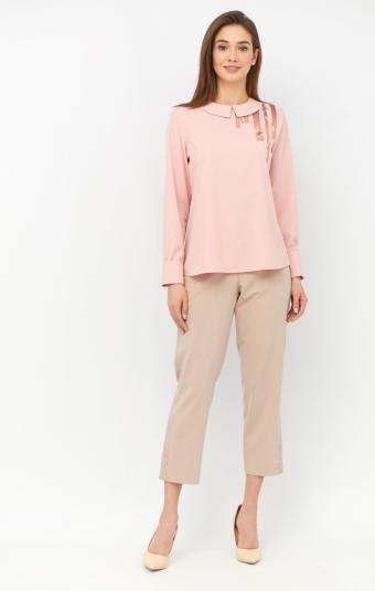 Блуза RM1263-19DB бежевый