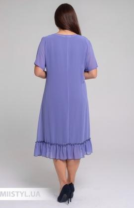 Платье Chiffon 0202038 Лавандовый