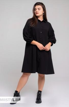 Платье Nikolo Polini 3129 Черный