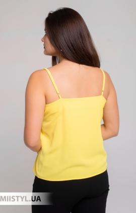 Блуза Pretty Lolita 12679 Желтый