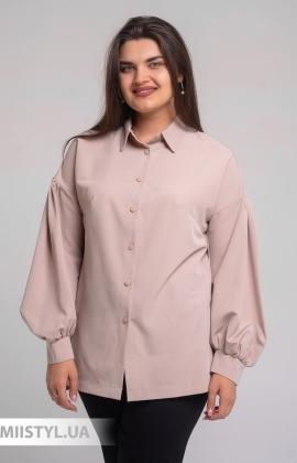 Блуза Nikolo Polini 3118 Бежевый