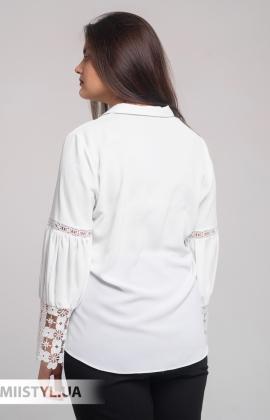 Блуза Moda Linda 12011 Белый
