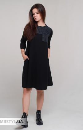 Платье Miss Lilium 11058 Черный