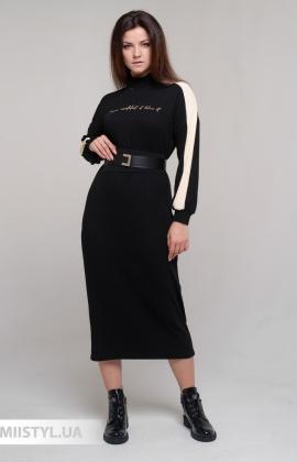 Платье Chilia 80365 Черный