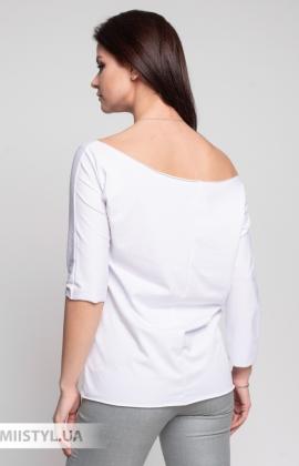 Блуза Giocco 5639 Белый/Принт