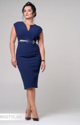 Платье Behcetti 14408BB Синий