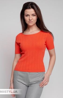 Блуза J&J 1215109 Оранжевый