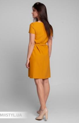 Платье Lady Morgana 5019 Горчичный
