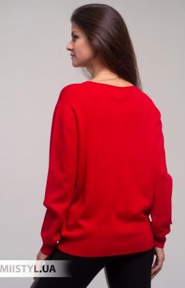 Джемпер HZ 1804 Красный