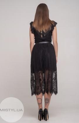 Платье La Julyet 6284 Черный