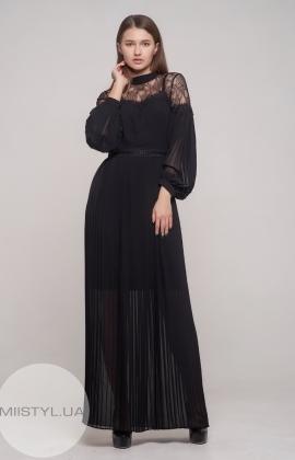 Платье Dojery 41901 Черный
