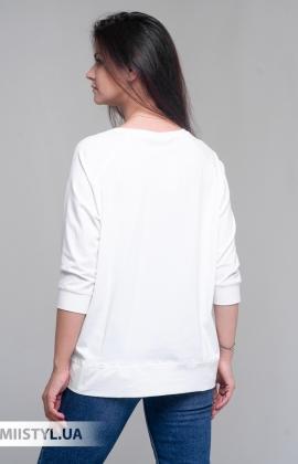 Блуза Giocco 5803 Молочный/Золотой/Принт