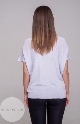 Блуза Serianno 10C4064 Лиловый/Люрекс