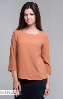 Блуза Pretty Lolita 12862 Светло-коричневый