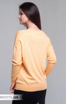 Джемпер XINT 850691 Оранжевый