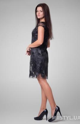 Платье Green World 6973 Черный