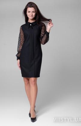 Платье Fusion 43136B Черный