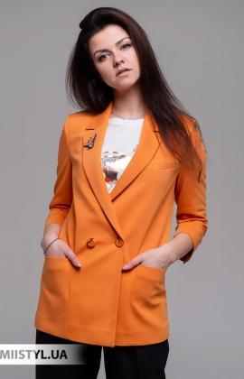 Жакет SHN 1078 Оранжевый