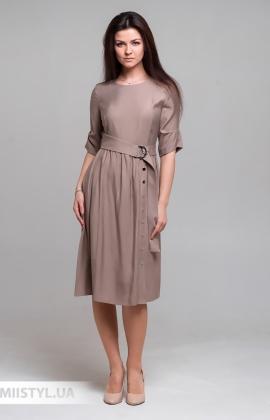 Платье CHARMING 20011 Бежевый