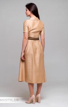 Платье CHARMING 20053 Золотой