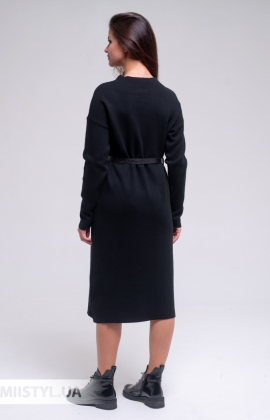 Платье Lara FF0273 Черный