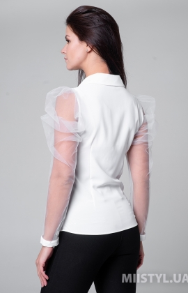 Блуза Seul 50800 Белый