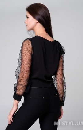 Блуза SHN 4523 Черный
