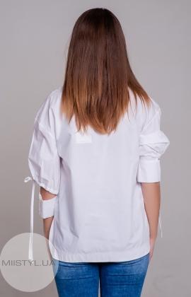 Блуза Mira Mia 19Y2007 Белый