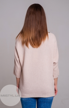 Блуза Serianno 10C4898 Пудра/Люрекс