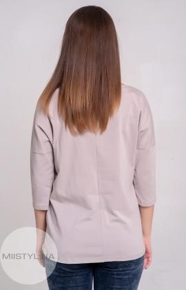 Блуза Giocco 5371 Бежевый
