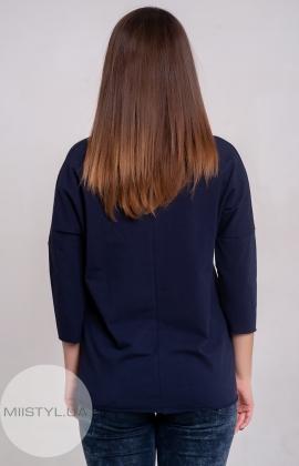 Блуза Giocco 5356 Темно-синий