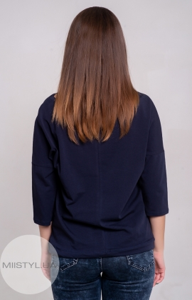 Блуза Giocco 5378 Темно-синий