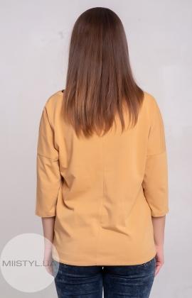 Блуза Giocco 5386 Кемел