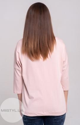 Блуза Giocco 5380 Пудра