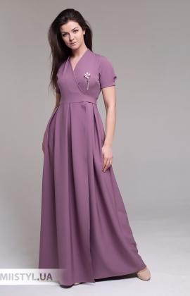 Платье La Fama 1523 Чайная роза