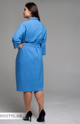 Платье Tessy 6467 Голубой
