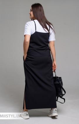 Платье Mira Mia 209613 Черный