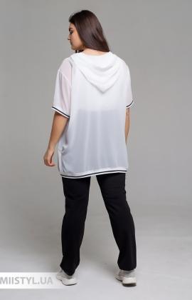 Костюм Diagonale 5057 Белый/Черный