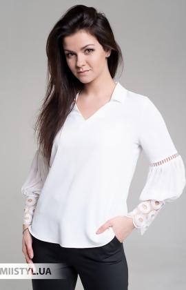 Блуза Moda Linda 4016 Белый