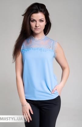 Блуза Merkur 0299019 Голубой