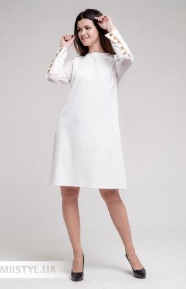 Платье La Fama 1636-B Белый