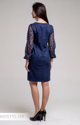 Платье GrimPol 2029 Синий