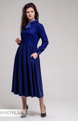 Платье Petra Мерил Фиолетовый