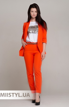 Костюм F&K 15053 Оранжевый