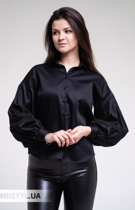 Блуза Ingvar BL-03/010 Черный