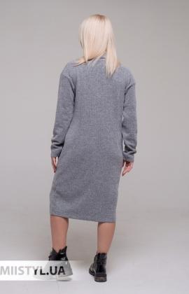 Платье Lady Morgana 4821 Молочный/Пудра/Полоска
