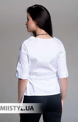 Блуза Mira Mia 19Y2006 Белый