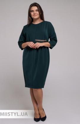 Блуза Cliche 0014410 Молочный/Пудра/Принт