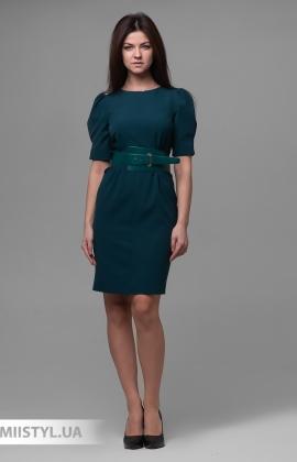 Платье F&K 3447 Изумрудный