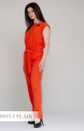 Комбинезон Sara 1312 Оранжевый